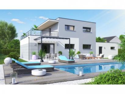 Modèle de maison PLATINE 4 chambres  : Photo 4