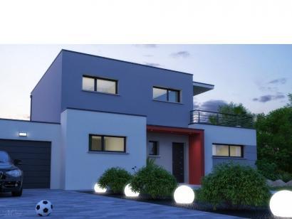 Modèle de maison PLATINE 4 chambres  : Photo 5