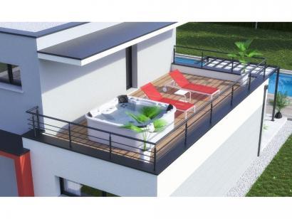 Modèle de maison PLATINE 4 chambres  : Photo 6