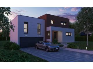 Modèle de maison: TITANE
