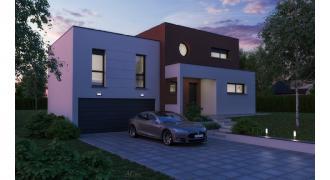 Vue Modèle de maison: TITANE