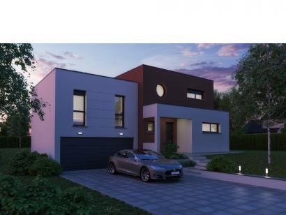 Modèle de maison TITANE 5 chambres  : Photo 1