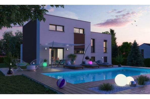 Modèle de maison TITANE 5 chambres  : Photo 2