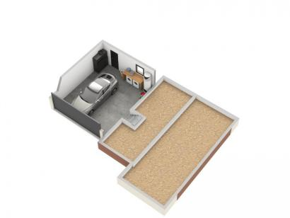 Plan de maison TITANE 5 chambres  : Photo 1