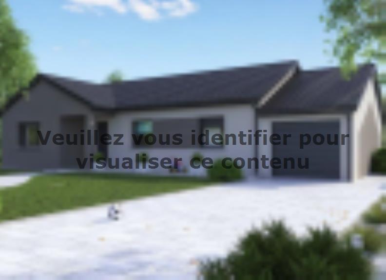 Modèle de maison TURQUOISE VS contemporain : Vignette 3