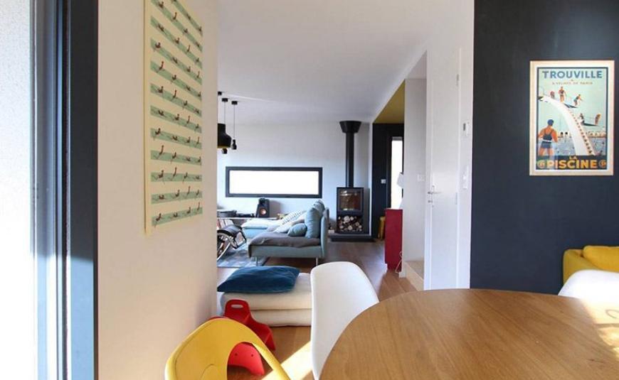 Des maisons à étage à prix maîtrisés