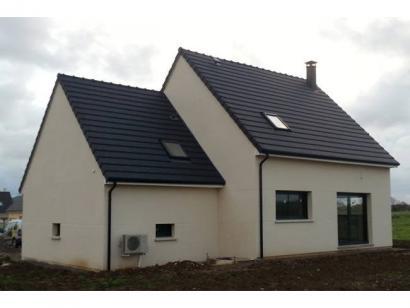 Modèle de maison ETG_DN_GA_134m2_3ch_P7289 3 chambres  : Photo 2