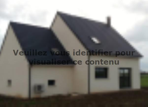 Modèle de maison ETG_DN_GA_134m2_3ch_P7289 : Vignette 2