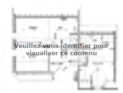 Plan de maison ETG_DN_GA_134m2_3ch_P7289 3 chambres  : Photo 2