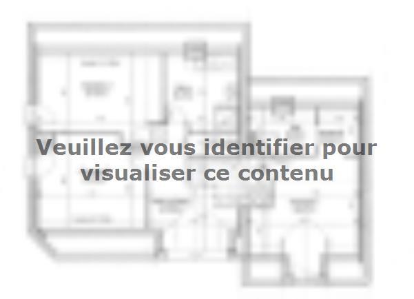 Plan de maison ETG_DN_GA_134m2_3ch_P7289 : Vignette 2