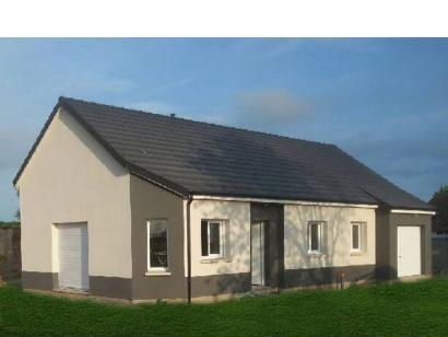Modèle de maison PLP_R_GI_92m2_3ch_P16048 3 chambres  : Photo 1