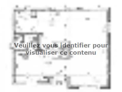 Plan de maison ETG_R_SG_134m2_4ch_P10634 4 chambres  : Photo 1