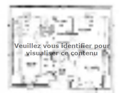 Plan de maison ETG_R_SG_134m2_4ch_P10634 4 chambres  : Photo 2