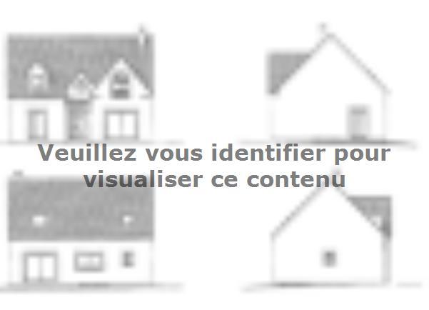 Plan de maison ETG_R_SG_134m2_4ch_P10634 : Vignette 3