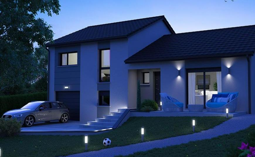 Nos réalisations de maisons contemporaines