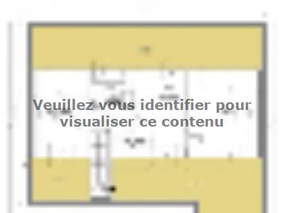 Plan de maison JASMIN C2G-116 5 chambres  : Photo 2