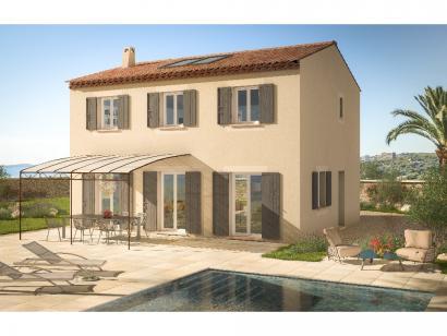 Modèle de maison Mas 100 3 chambres  : Photo 1