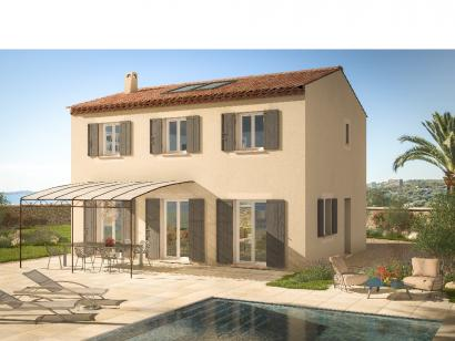Modèle de maison Mas 115 3 chambres  : Photo 1