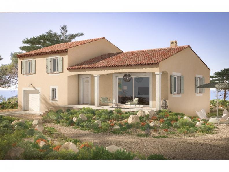 Modèle de maison Nicoise 107 : Vignette 1