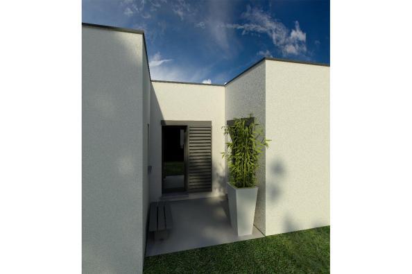 Modèle de maison Maison 110m2 - 3CH - (PP AN 122911016) 3 chambres  : Photo 3