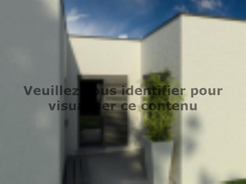 Modèle de maison Maison 110m2 - 3CH - (PP AN 122911016) : Vignette 3