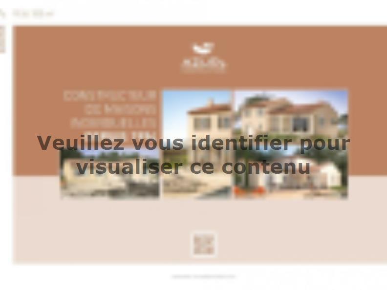Plan de maison Aixoise 90m² contemporaine : Vignette 2