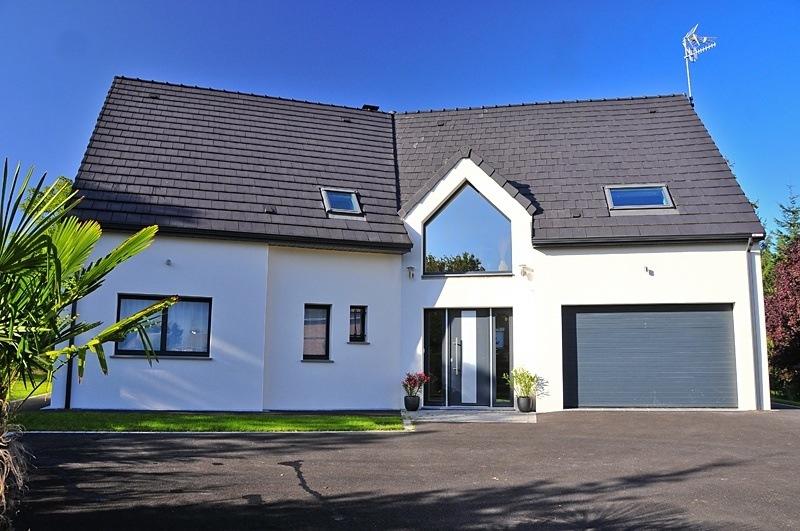 Construire une maison design maisons france confort - Construire une maison jumelee ...