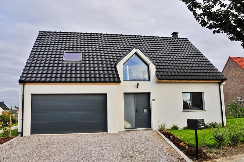 Construire une maison design maisons france confort for Construire une maison terraria