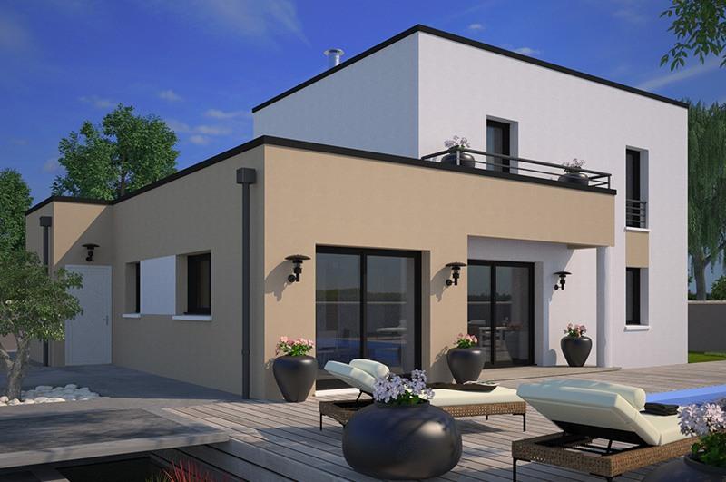 Faire construire une maison moderne – Maisons France Confort