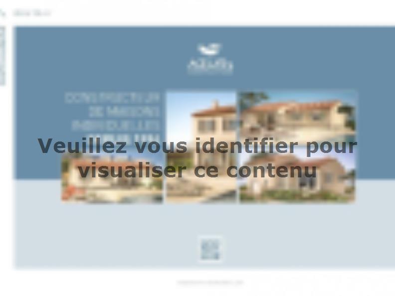 Plan de maison CASTELLANAISE 88 contemporaine : Vignette 2