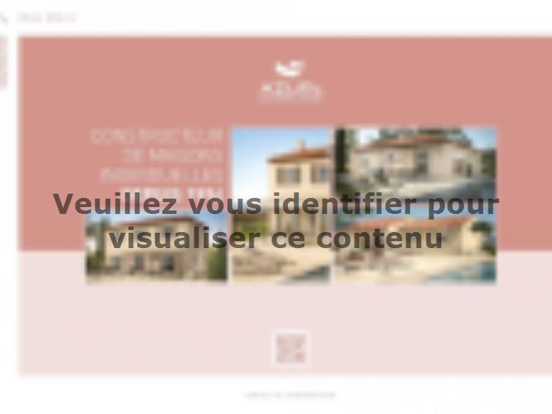 Plan de maison Gardoise 100 contemporaine : Vignette 2