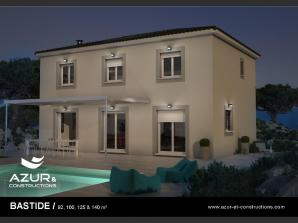 Bastide 125 contemporaine