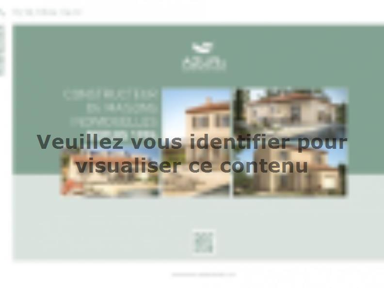 Plan de maison Monegasque 105 CONTEMPORAINE : Vignette 2