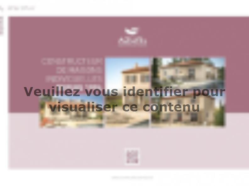 Plan de maison Nicoise 107 CONTEMPORAINE : Vignette 2