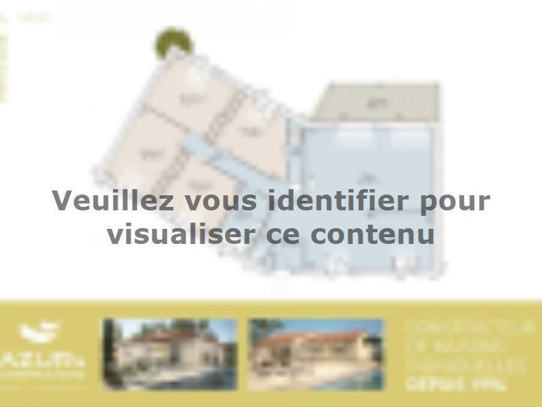 Plan de maison Port d'Alon 93 CONTEMPORAINE : Vignette 2