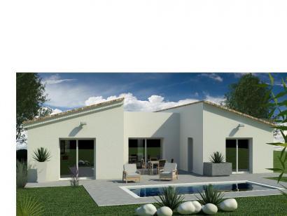 Modèle de maison Maison 139m2 - 3CH - Garage - (PP AN 190812216) 3 chambres  : Photo 1