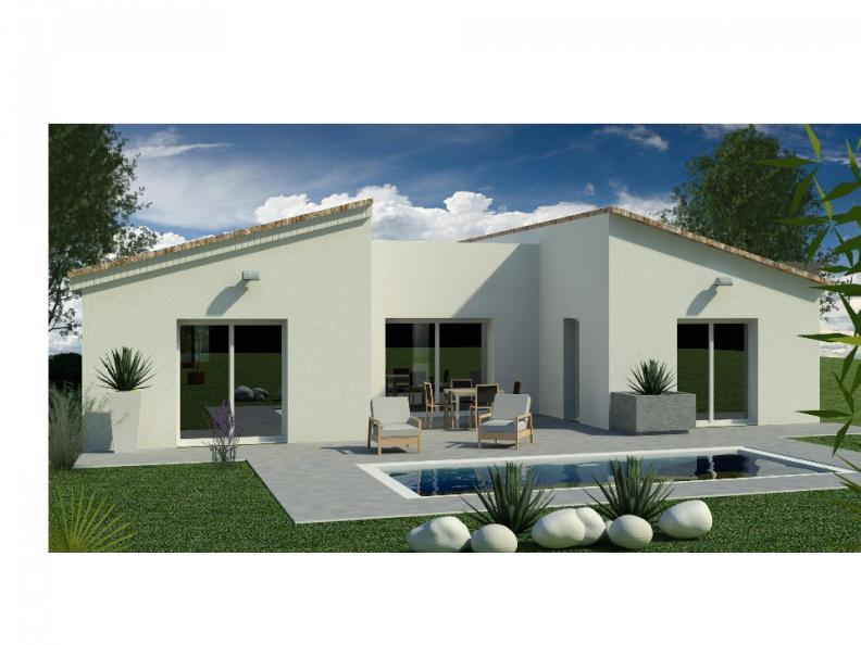 Modèle de maison Maison 139m2 - 3CH - Garage - (PP AN 190812216) : Vignette 1