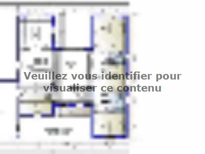 Plan de maison Maison 139m2 - 3CH - Garage - (PP AN 190812216) 3 chambres  : Photo 1
