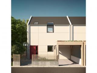 Concept Himinn - Maison de ville