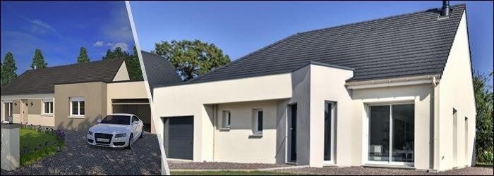 Pourquoi choisir un plan de maison plain-pied ? – Maisons France Confort