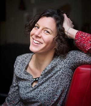 Amélie C, décoratrice d'intérieur