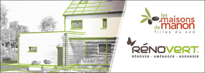 Rénover sa maison avec Les Maisons de Manon et Rénovert