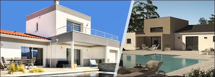 Construire une maison design avec Les Maisons de Manon
