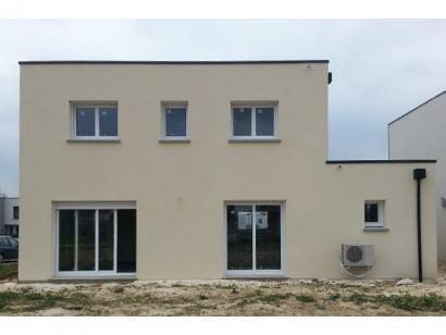 Modèle de maison ETG_TT_GA_120m2_5ch_P15387 5 chambres  : Photo 1