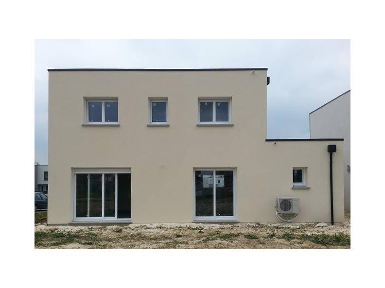 Modèle de maison ETG_TT_GA_120m2_5ch_P15387 : Vignette 1