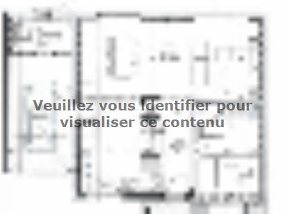Plan de maison ETG_TT_GA_120m2_5ch_P15387 5 chambres  : Photo 1
