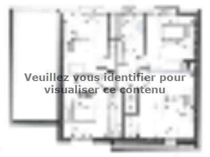 Plan de maison ETG_TT_GA_120m2_5ch_P15387 5 chambres  : Photo 2