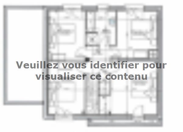 Plan de maison ETG_TT_GA_120m2_5ch_P15387 : Vignette 2