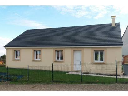 Modèle de maison PLP_R_SG_102m2_4ch_P12321 4 chambres  : Photo 1