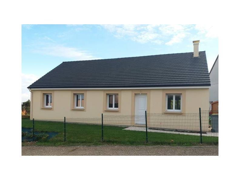 Modèle de maison PLP_R_SG_102m2_4ch_P12321 : Vignette 1